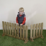 Double Picket Fence